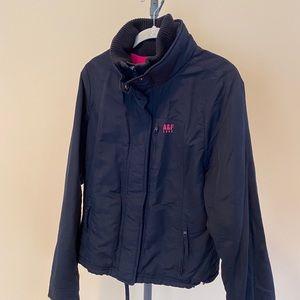 Abercrombie Women's Large Navy Jacket